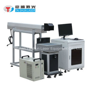 CO2 Laser Marking Cutting Printing Machine for Cloth. Plexiglass, Epoxy, Acrylic, Plastic pictures & photos