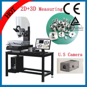 Hanover Applicability 2D/ 3D Automatic CNC Video Measuring Machine pictures & photos