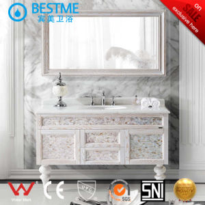 Fashion Design Floor Mounted Bathroom Cabinet (BY-X7102) pictures & photos