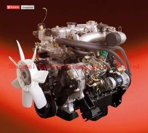 Isuzu 4jb1t Engine for Truck and Pickup pictures & photos