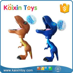 Hot Sale Animal Toys Plastic Dinosaur with Gripper pictures & photos