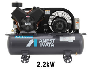 Dental and Mute Oil Free Air Compressor 3.7kw pictures & photos