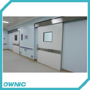 Automatic Hermetic Air Tight Sliding Door for Operation Therater with Ss304 Cover -Built-in Type pictures & photos
