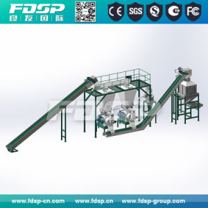 Sunflower Stalk and Palm Husk Pellet Manufacturing Line for Energy pictures & photos