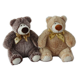 Stuffed Fuzzy Fat Huggable Bear Toy pictures & photos