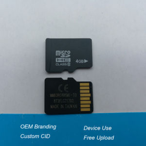 Top Sell Factory Price 4GB 8GB 16GB 32GB Micros SD Card 100% Full Capacity pictures & photos