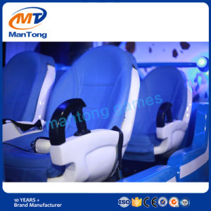 The Most Hottest Virtual Reality Machine 9d Alibaba Vr Cinema 6 Players Vr Space Ship pictures & photos