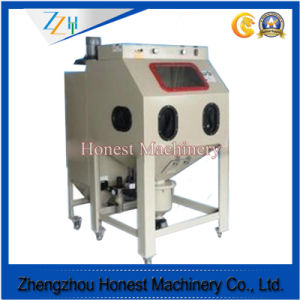 China Manufacture Electric Sandblasting Machine pictures & photos