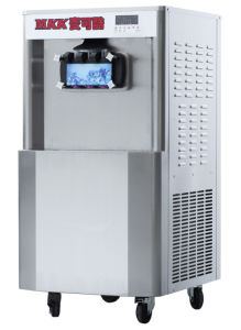 High Quality Soft Serve Ice Cream Machine in Factory Price pictures & photos