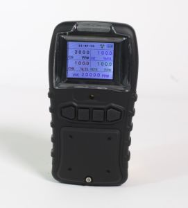 Portable Multi 5 in 1 Gas Detector Infrared CO2 Sensor pictures & photos