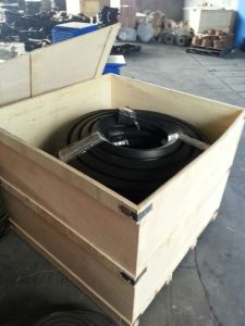 Extrusion Seal Strips Fender Strips Floor Rubber Strip pictures & photos