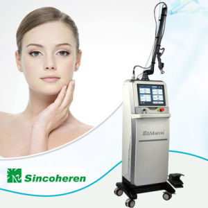 2017 CO2 Laser Beauty Equipment / RF Fractional CO2 Laser Skin Resurfacing / Vaginal Tightening Laser Device pictures & photos
