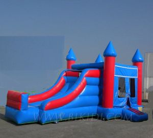 Quality Inflatable Bouncer, Inflatable Bouncy Castle, Inflatable Bouncer Slide for Holiday Party Castle Slide, Inflatable Mini Bouncer Slide pictures & photos
