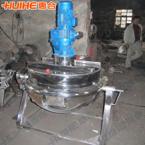 Stirring Cooking Pot for Sale (CE Approved) pictures & photos