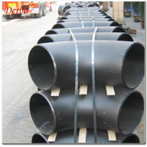 ANSI B16.9 Carbon Steel Pipe Reducing Elbows But Welded pictures & photos
