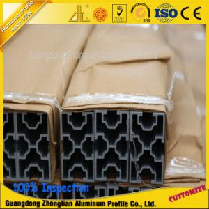 China Suppliers Aluminum Extruded V-Solt Aluminium Profiles pictures & photos