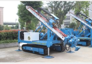 Mdl-150d Crawler Mounted Anchor Rock Layers Full Hydraulic Drilling Rig pictures & photos