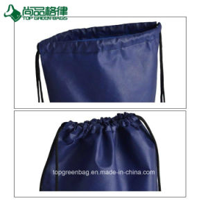Promotional PP Non Woven Fabric Drawstring Bag String Draw Pack pictures & photos
