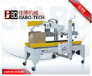 Semi-Automatic Sealing Machine /Side Belts Driven Carton Sealer/Box Sealer Machine (CTS-01P) pictures & photos