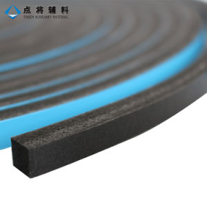 PVC Strong Double Sided Black Foam Tape for Building pictures & photos