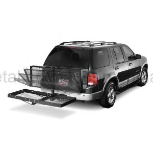 Hitch Mounted Cargo Gear Hauler Carrier Rack pictures & photos