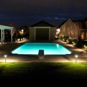 IP67 Waterproof Wireless Dimmable LED PAR38 LED Landscape Light pictures & photos