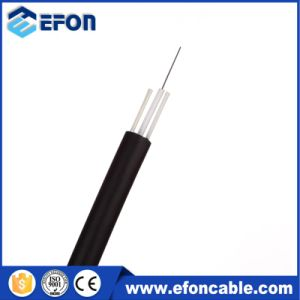 Central Loose Tube No Armored 2 - 24 Core Fiber Optic Communication Cable pictures & photos