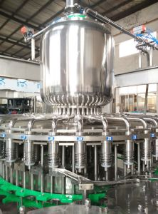 Rcgf40-40-12 Rotary Juice Bottling Machinery pictures & photos