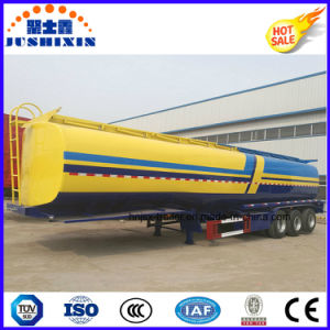 3 Axle Fuel/Diesel/Oil/Petrol/Utility Tanker/Tank Truck Tractor Semi Trailer for Sale pictures & photos