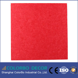 Light Weght Polyester Fiber Acoustic Panel for Office Decoration pictures & photos