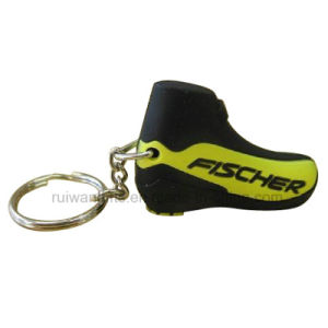 Custom 2D/3D PVC Rubber Keychain with Logo for Promotional pictures & photos