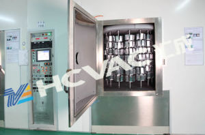 Stainless Steel Door Hinge Lock Knob Hook PVD Coating Machine pictures & photos