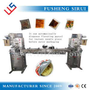 China Bowl Cup Instant Noodle Packing Line Machine Low Price pictures & photos