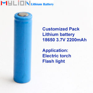 Hight Quality Lithium Battery for Minner′s Lamp etc.