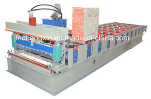 Types Profiles Metal Roof Forming Machine pictures & photos