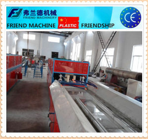 WPC/PVC Profile Production Line (SJSZ) pictures & photos