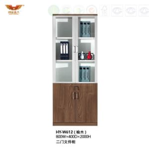 Hot Sale Modern Office Wooden File Cabinet (HY-W612) pictures & photos