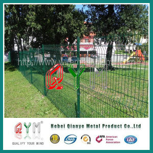 Welded Mesh Fence/ PVC Coated Fence Panel/Metal Fence Panel pictures & photos