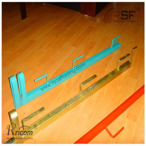Safety Guardrail Stancion for Construction pictures & photos