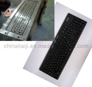 Plastic Injection Computer Keyboard Mould