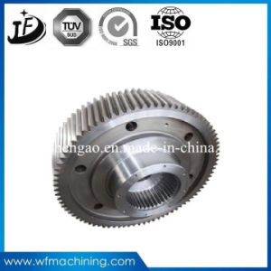 Machined Foundry Customized Machining Parts with OEM Service pictures & photos