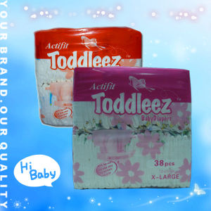 Sleep Disposable Cotton Baby Diapers (JHC008) pictures & photos