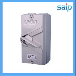 Outdoor AC Waterproof Surface Isolator Switch (WP-1P)