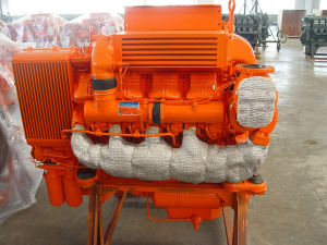 Duetz Air Cold Engine Bf8l413FC pictures & photos