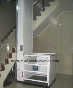 300kg 3m Hydraulic Disabled Lift for Wheelchair pictures & photos