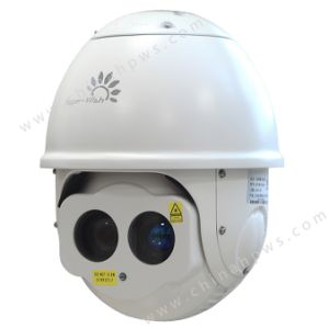 PTZ Outdoor IR Laser Dome Camera Day 400m Night 300m pictures & photos