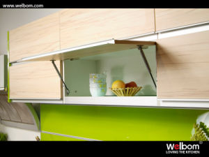 Customized Modern Free Design MFC Home Furniture Kitchen Cabinet pictures & photos
