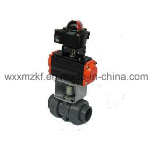 PVC Ball Valve Pneumatic Actuator pictures & photos