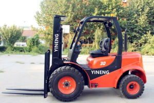 Fork Lift YN30 3 Ton Capacity pictures & photos