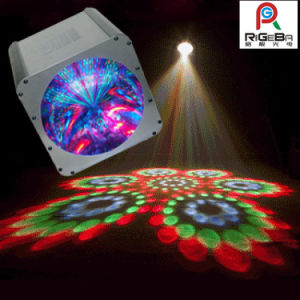 LED Disco Light/ LED Moon Flower Effect Light pictures & photos